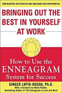 Photo of the book cover for Bringing Out the Best in Yourself at Work by Ginger Lapid-Bogda, Ph.D.