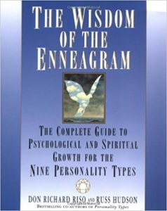 Photo of the book cover for The Wisdom of the Enneagram by Don Richard Riso and Russ Hudson